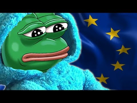 THE EU IS ABOUT TO BAN MEMES