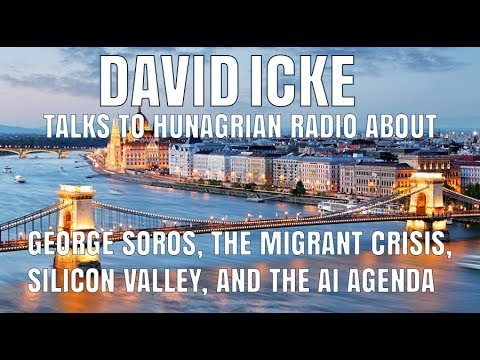 George Soros, The Migrant Crisis, Silicon Valley & The AI Agenda