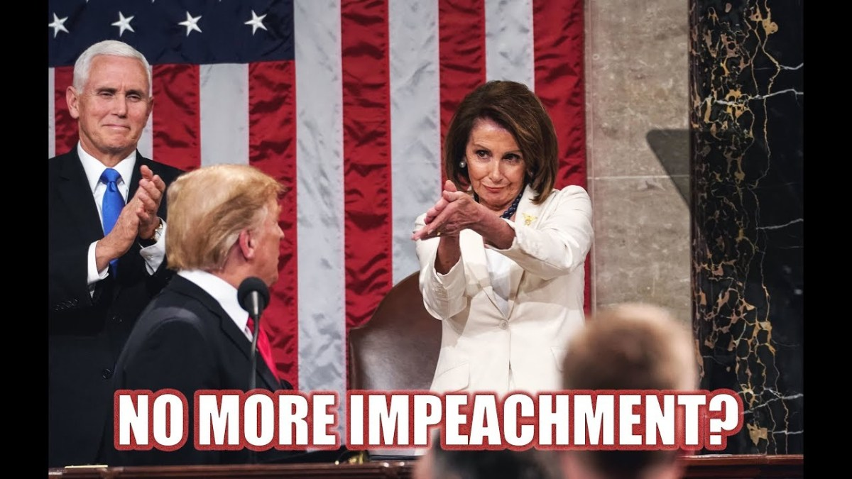 "Nancy Pelosi & Top Democrats Back Away From ""Impeachment"" Narrative. Why?"
