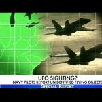 "Navy Pilots Reporting UFO Sightings ""Almost Daily"""