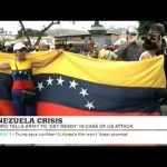 President Maduro Tells Venezuela Troops To Prepare For U.S. Military Strike!