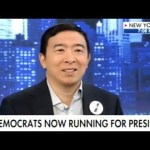 Presidential Candidate Andrew Yang Explains His Plan To Beat Donald Trump