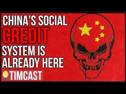 The Chinese Style Social Credit Nightmare Is Already Here