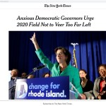 Democrats Panicking Over Massive Far left Shift By 2020 Candidates