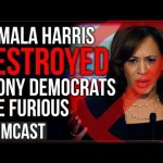Kamala Harris DESTROYED, Democrats Are So DESPERATE They Call Tulsi A Russian Puppet