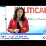 "Tulsi Gabbard ""People Are Still Being Thrown In Prison For Basic Marijuana Violations!"""