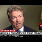 "Rand Paul ""Quid Pro Quo Is Only Bad If You Are Asking For Something Corrupt Or Bribing Somebody!"""