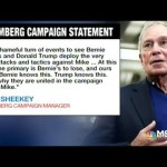 NEW BLOOMBERG AD ATTACKS BERNIE SANDERS SUPPORTERS!