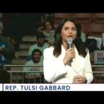 "Tulsi Gabbard ""Our White House Can Once Again Be A Beacon Of Light! A Beacon Of Hope!"""
