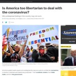 Leftist Media Drops The Mask, Actually Argues AGAINST Freedom Saying Americans Are Obsessed