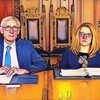 Evers Exempts Politicians from Wearing Face Masks While at Work