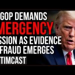 Republicans DEMAND Emergency Session In PA As NEW Evidence Of Fraud Emerges, SCOTUS Getting Involved