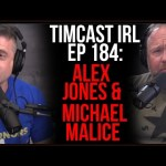 Timcast IRL – SCOTUS REJECTS Trump 20 State Suit, Alex Jones And Michael Malice RETURN