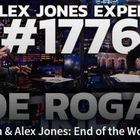 Joe Rogan & Alex Jones: End of the World, Part 3