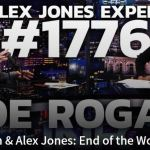 Joe Rogan & Alex Jones: End of the World, Part 3