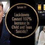 Lockdowns Caused 100% Increase In Child and Teen Suicide?