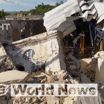 Haiti Gets Battered By Tropical Storm Days After Deadly Earthquake