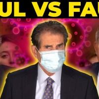 Paul vs Fauci