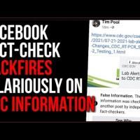Facebook Fact-Checking Calls CDC Fake News, Backfires In HILARIOUS Blunder