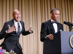 The 2015 White House Correspondents' Dinner Hilarious