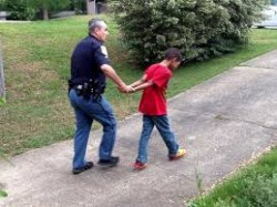 Georgia Mom Had Her 10 Year Old Son Arrested