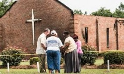 Muslims Raised Over $100,000 To Help Rebuild Black Churches
