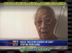103-Year-Old Woman Banned from Her Life-Long Church