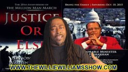 Million Man March 2015 No Media Coverage