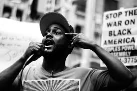 Tariq Touré, an activist and writer,