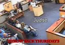 Florida Judge Accused of Punching Attorney #TBT
