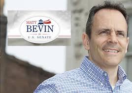 Republican Gov. Matt Bevin