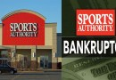 Sports Authority Files for Bankruptcy Closing all 460 Stores