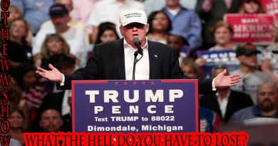 Trump Tells Blacks: What the Hell You Have To Lose? #GOTRUMP