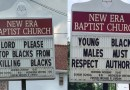 """Lord Stop Blacks From Killing Blacks"", ""Young Black Males Must Respect Authority""  Birmingham,Ala"