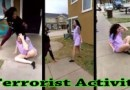 Black Queen Terrorizes A Beautiful White Queen For Slapping Her Baby