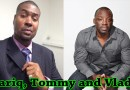 Tommy Sotomayor Stands His Ground, Tariq Nasheed Confronts Him at Vlad TV