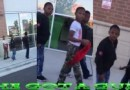 3 Kids Walking Around With a Gun Recorded By a Grown Azz Man
