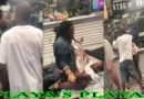 A Playa Out of His Weight Class Gets Handled in a Store by a Female