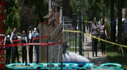 Man shot dead With his kids pleading with the teen Gunman