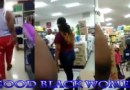 "Baby Momma Force to ""Mace and Shoot"" With Kids in a Store #GoodBlackWomen"