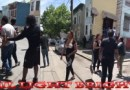 "Woman Has A ""Seizure"" in The Street While Arguing in The Community"