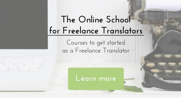 The online School for Freelance Translators
