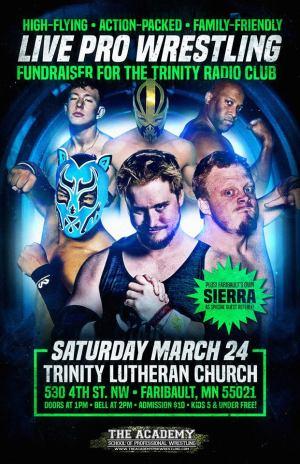 Pro Wrestling at Trinity