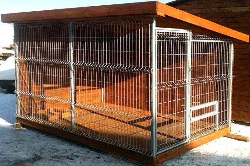 Edificio Avore per il cane Fai da te