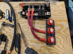 DC Bus Ouput - Wiring