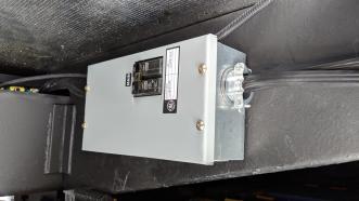 50 Amp Shore Input Breaker