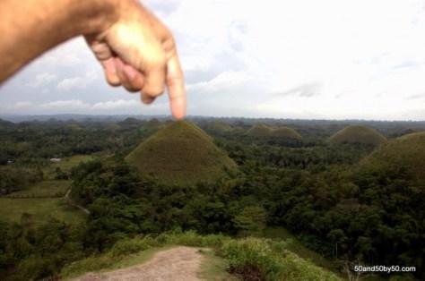 Bohol Chocolate Hills - Philippines