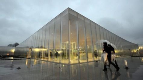 Louvre Lens Museum