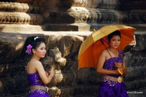 Cambodian wedding photo shoot