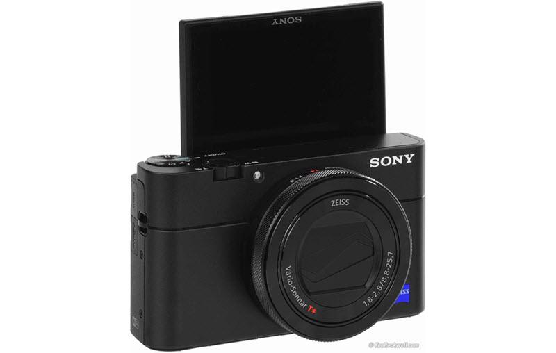 Samsung flip screen camera